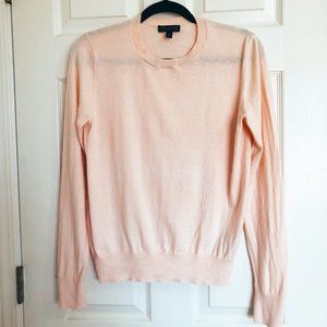Banana Republic Pima Cotton Cashmere Long Sleeve M